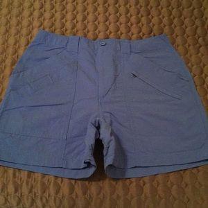 EUC 8 Royal Robbins hiking camping swim shorts